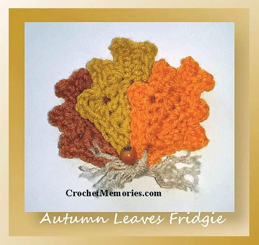 Autumn Leaves Fridgie