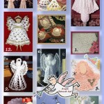 Angel themed collection of patterns
