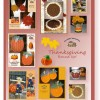 Free patterns to round out your Thanksgiving celebration!