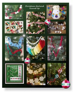 Christmas Garland Round Up