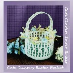 Cute Clusters Easter Basket