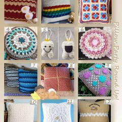 Pillow Party Round Up