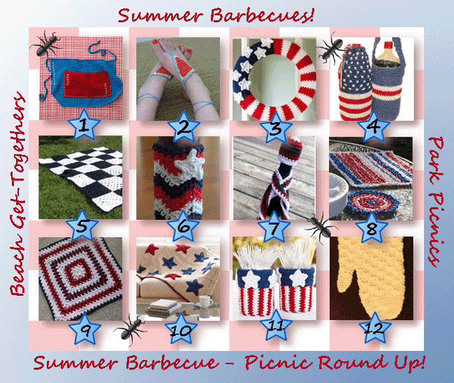 Summer Barbecue - Picnic Round Up