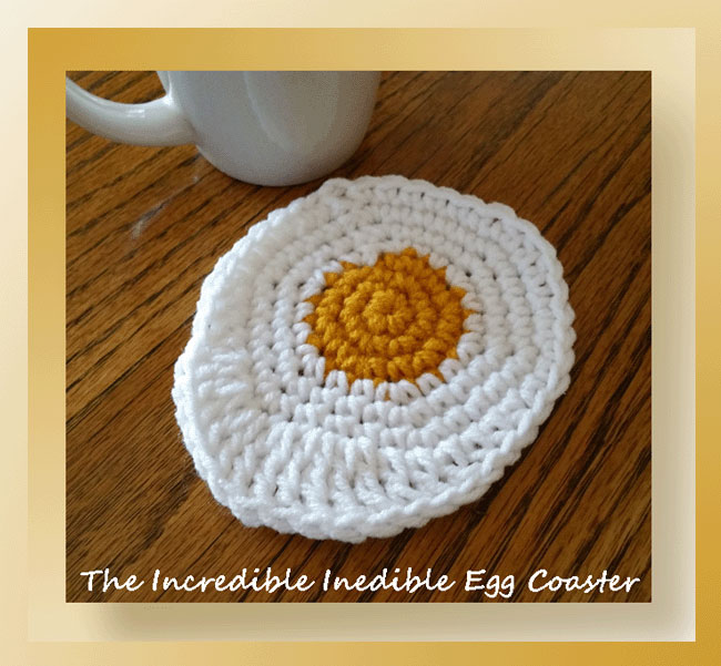 The Incredible Inedible Egg Coaster