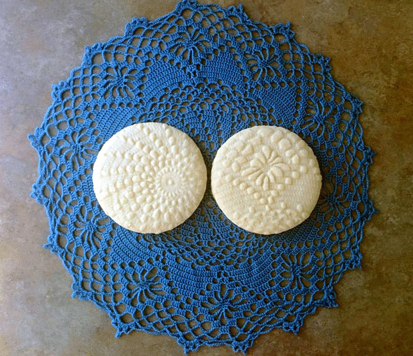 Fun with Doilies