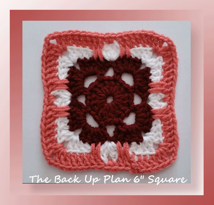 The Back Up Plan 6-in Square