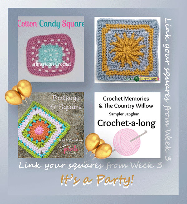 Themed Thursday Link Party (Squares Week 3)