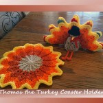 Thomas the Turkey Coaster Holder (Part 1)