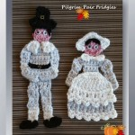 Pilgrim Pair Fridgies (Pilgrim Boy Fridgie)