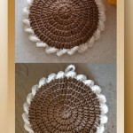 Pumpkin Pie Decorative Potholder