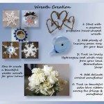 How to Create a Winter Wreath
