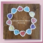 Conversation Heart Bunting