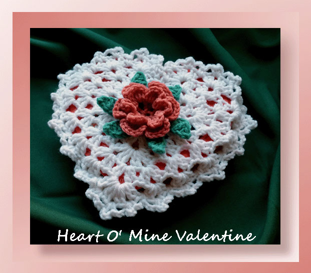 Heart O Mine Valentine Crochet Memories Blog
