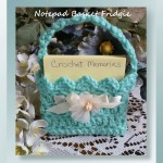 Notepad Basket Fridgie