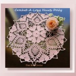 Crochet-A-Long Hearts Doily