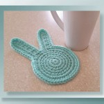 Pattern Review - Spring Bunny Coasters
