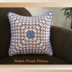 Postal Plaid Pillow (CAL)