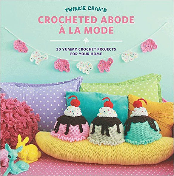 Book Review - Crocheted Abode a la Mode