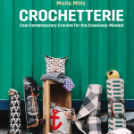 Book Review - Crochetterie Cool Contemporary Crochet for the Creatively Minded