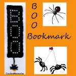 Boo Bookmark