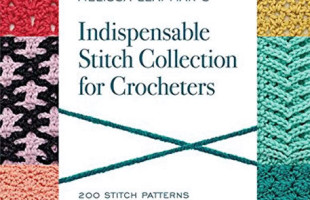 Book Review – Indispensable Stitch Collection for Crocheters