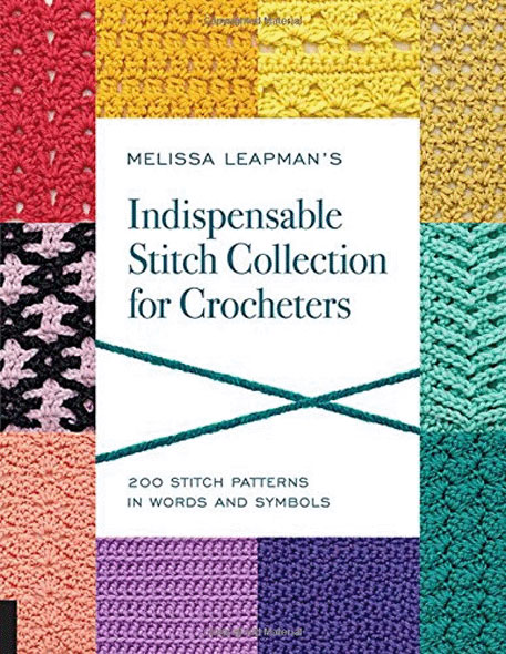 Book Review - Indispensable Stitch Collection for Crocheters
