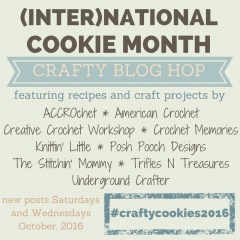 The (Inter)National Cookie Month Crafty Blog Hop