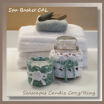 Seascapes Candle Cozy/Ring