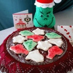 Holiday Hibernation Essentials Checklist and Butter Cookie Recipe