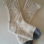 Pattern Review – Sues Crochet Socks