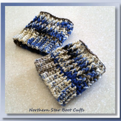 Northern Star Boot Cuffs