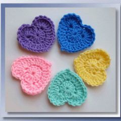 Pattern Review – Crocheted Love