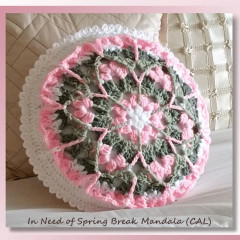In Need of Spring Break Mandala (CAL)