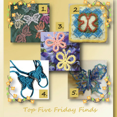 Top Five Friday Finds – April 4-7-17
