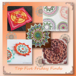 Top Five Friday Finds in Mandalas