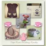 Top Five Friday Finds – May 5-19-17