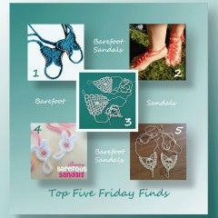 Top Five Friday Finds – July – 7-7-17