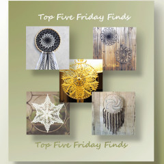 Top Five Friday Finds – July – 7-21-17