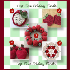 Top Five Friday Finds – August – 8-11-17