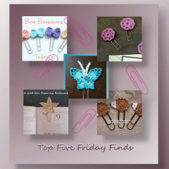 Top Five Friday Finds – August – 8-18-17