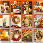 DIY - Fall Home Decor Projects