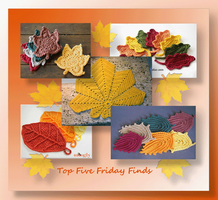 Top Five Friday Finds in Autumn Leaves
