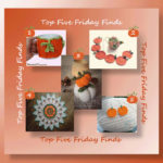 Top Five Friday Finds in  free crochet pumpkin patterns