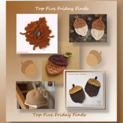 Top Five Friday Finds – November – 11-10-17
