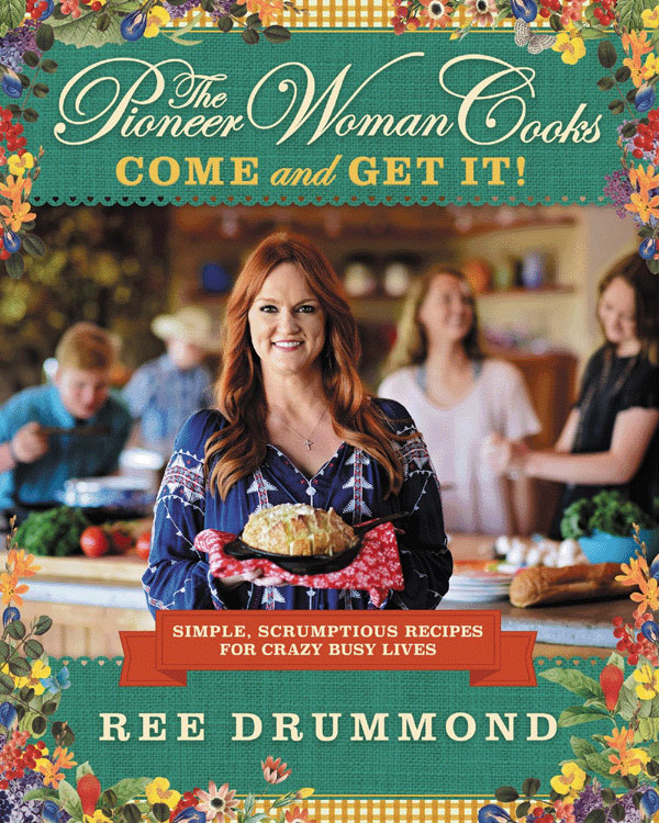 Come and Get It!  A cookbook review