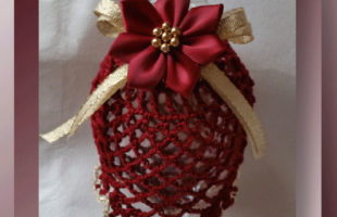 Victorian Pineapple Bulb Cover