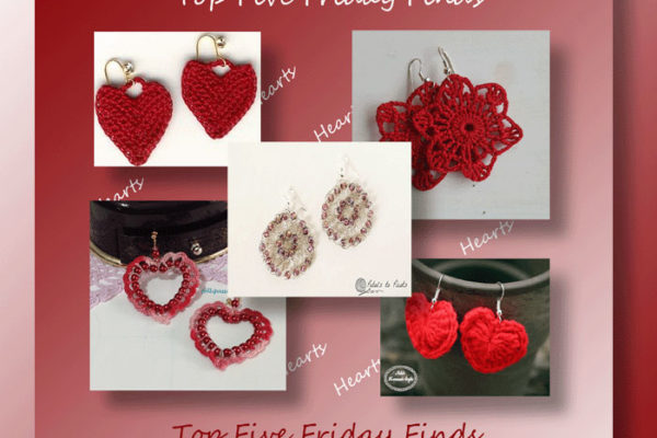 Top Five Friday Finds 2-2-18