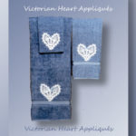 Victorian Heart Appliqués