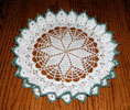 Diamond Parfait Doily
