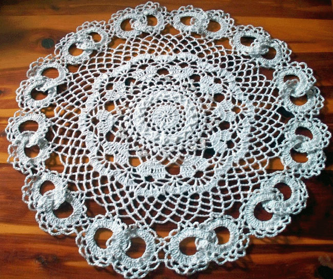 Crochet Lace Wedding Garter Pattern: Crochet Bridal Patterns